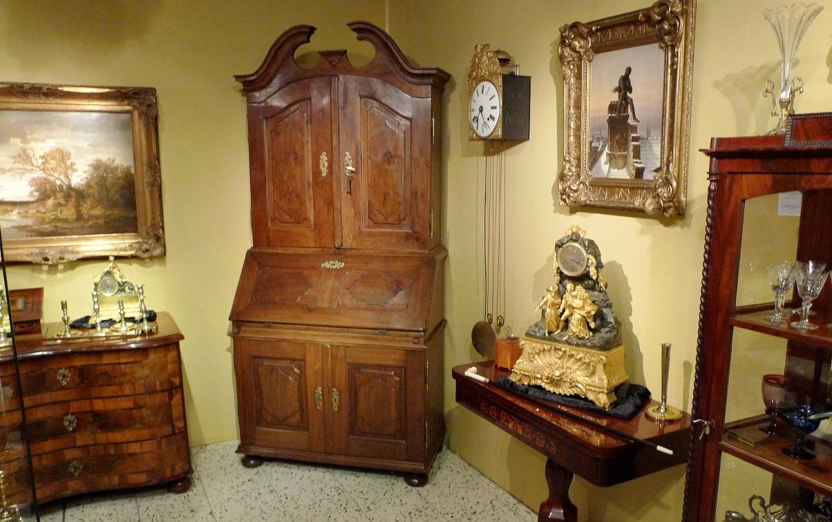 von barock bis biedermeier. Black Bedroom Furniture Sets. Home Design Ideas